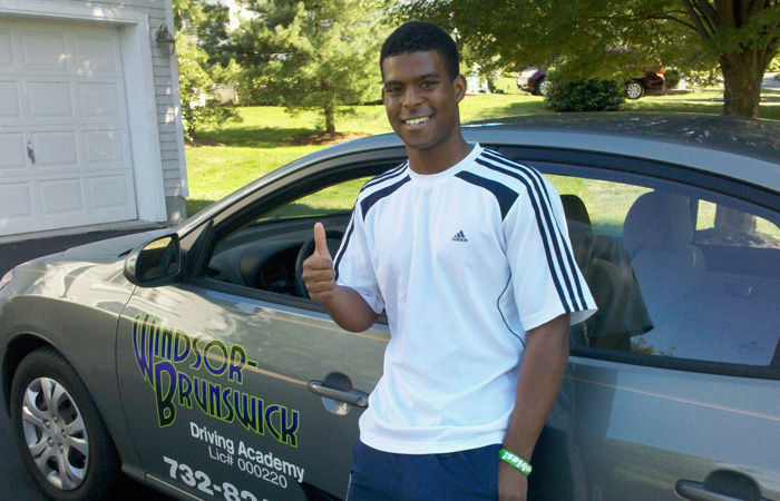 Another Satisfied Windsor-Brunswick Driving Academy Graduate