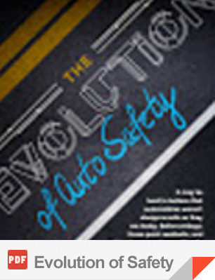 CLICK TO OPEN - 'Evolution of Auto Safety'