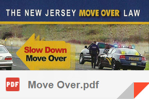 CLICK TO OPEN - 'NJ Move Over Law'