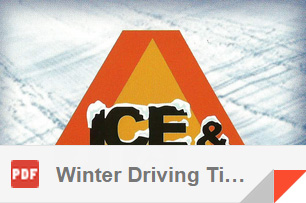 CLICK TO OPEN - 'Winter Driving Tips'