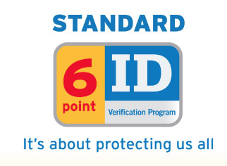 Click Here to Download the 6 Point ID Verification Brochure
